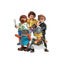 PLAYMOBIL 70069 THE MOVIE FIGURES S1