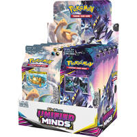 POKÉMON TCG SUN & MOON UNIFIED MINDS TH
