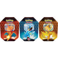 POKÉMON TCG HIDDEN FATES FALL TIN