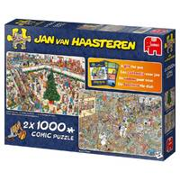JVH HOLIDAY SHOPPING 2IN1 (2X1000)