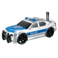 Politieauto met licht en geluid - 1:20