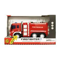 Brandweerwagen met licht en geluid - 1:16