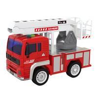 Brandweerwagen met licht en geluid - 1:20