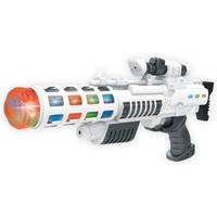 Laser blaster met geluid groot
