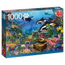 PC JEWELS OF THE DEEP (1000)