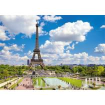 PC EIFFELTOWER IN SUMMER, PARIS (1000)