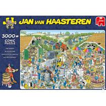 Jumbo Jan van Haasteren puzzel De wijngaard - 3000 stukjes