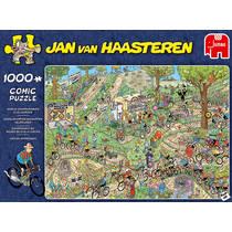 Jumbo Jan van Haasteren puzzel Veldrijden - 1000 stukjes