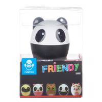 iDance Friendy draadloze mini panda Bluetooth speaker