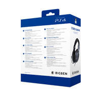 BIGBEN PS4 GAMING HEADSET - TITANIUM