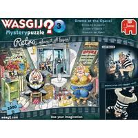 WASGIJ RETRO MYSTERY 4 - 1000 PCS