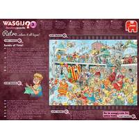 WASGIJ RETRO DESTINY 4 - 1000 PCS