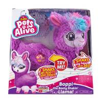 PETS ALIVE-S1 LLAMA WINDOW BOX