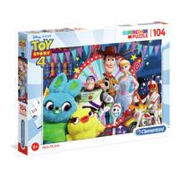 Clementoni Disney Toy Story 4 puzzel - 104 stukjes