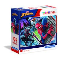 Clementoni Spider-Man puzzel - 104 stukjes