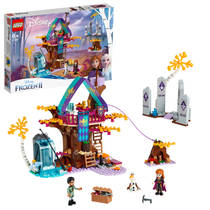 LEGO Disney Frozen 2 betoverde boomhut 41164