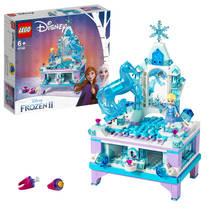 LEGO Disney Frozen 2 Elsa's sieradendooscreatie 41168