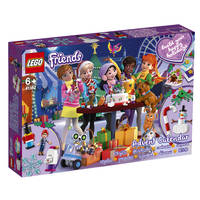 LEGO Friends adventkalender 41382