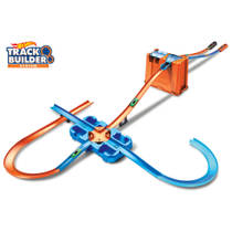HW TRACK BUILDER LUXE STUNTBOX