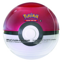 Pokémon Poké Ball tin