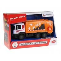 Scania City Team voertuig