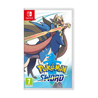 Nintendo Switch Pokémon Sword