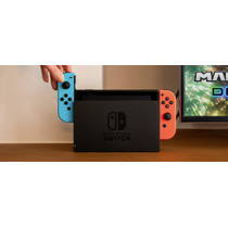 NINTENDO SWITCH UPGRADE 2019 ROOD&BLAUW