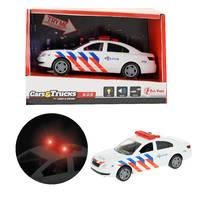 Cars & Trucks frictie politieauto met licht en geluid