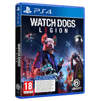 PS4 & PS5 Watch Dogs Legion