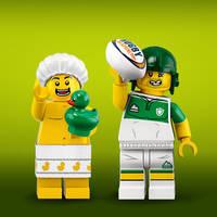 LEGO 71025 MINIFIGURES SERIE 19