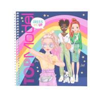 TOPModel Dress Me Up stickerboek