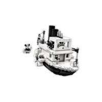 LEGO 21317 STOOMBOOT WILLIE