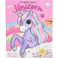 Ylvi and the Minimoomis Create Your Unicorn kleurboek
