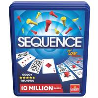 SEQUENCE TRAVEL IN TIN