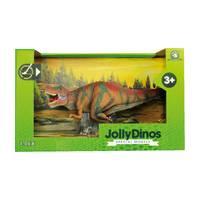 JollyDinos Tyrannosaurus Rex RED speelfiguur
