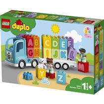 LEGO 10915 ALFABET VRACHTWAGEN