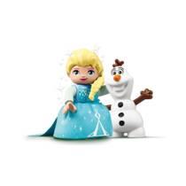 LEGO DUPLO 10920 ELSA EN OLAF IJSFEEST