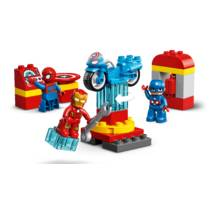 LEGO DUPLO 10921 LAB VAN SUPERHELDEN