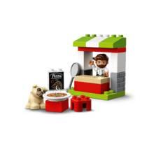 LEGO DUPLO 10927 PIZZAKRAAM