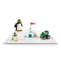 LEGO 11010 WITTE BOUWPLAAT