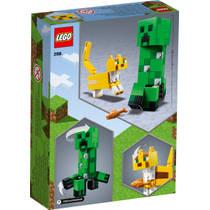 LEGO MINECFAFT 21156 CREEPER EN OCELOT