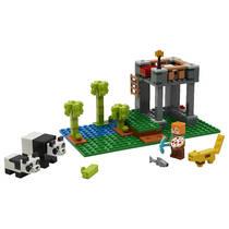 LEGO MINECRAFT 21157 HET PANDAVERBLIJF