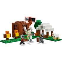 LEGO MINECRAFT 21159 PILLAGER BUITENPOST
