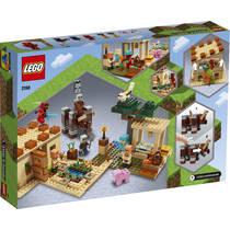LEGO MINECRAFT 21160 VILLAGER OVERVAL