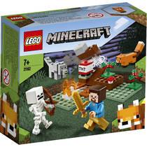 LEGO Minecraft het Taiga avontuur 21162
