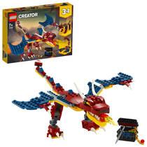 LEGO Creator vuurdraak 31102