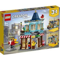 LEGO Creator woonhuis en speelgoedwinkel 31105