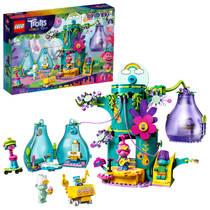 LEGO Trolls feest in Trol dorp 41255
