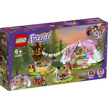 LEGO Friends Glamping in de natuur 41392