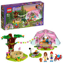 LEGO Friends Glamping in de natuur 41392